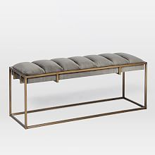 Fontanne Upholstered Bench