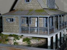 Pickett pond dollhouse kit - Google Search