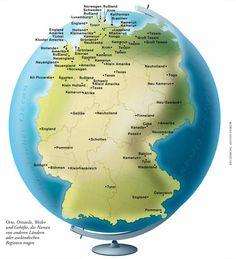 Provinzielle Weltstädte