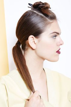 How to make a cool ponytail ponytail diy hair and evening hairstyles solutioingenieria Image collections