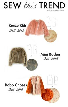 Loving this faux fur coat inspiration by @alida_lee