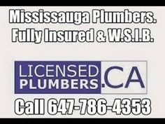 Mississauga water line service plumbers at http://LicensedPlumbers.CA. Professional, polite, reliable plumbers for all types of water line services from new water line installation inside residential homes, installing new water line service for custom homes to water line repairs. Call the Mississauga water line service experts at 647-786-4353. #MississaugaWaterLineService