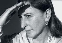 RIP, Manuela Pavesi -  Prada.