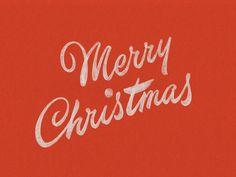 Merry Christmas by Sean Tulgetske