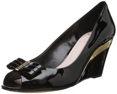 Vince Camuto Women's Veny Wedge Pump,Black