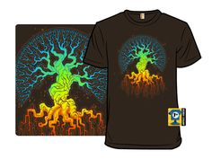 Fractal Tree of Life - Shirt.Woot