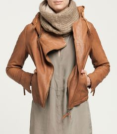 Camel Leather Jacket, ohhh how I desire this to be present in my ownership.