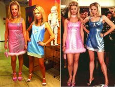 I Want To Go As Romy And Michelle For