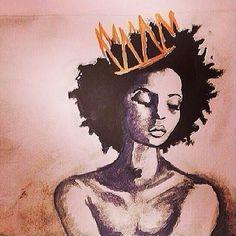 Black Queen .
