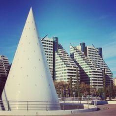 Exploring Valencia, the city... Spain