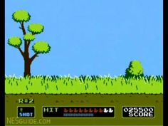 Duck Hunt - NES Gameplay