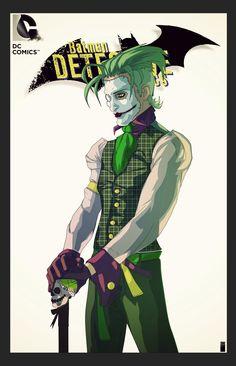 The Joker by Creator Edgy Ziane