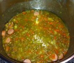 Rezept WW Linseneintopf von silvia68 - Rezept der Kategorie Hauptgerichte mit Gemüse
