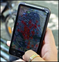 Turf (Andrimon, SE 2010) - GPS zone game