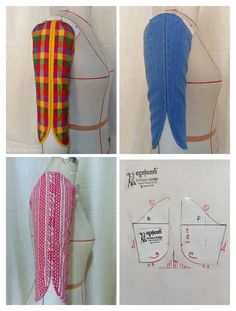Sleeve pattern cutt: Sleeve pattern alteration that will create a lovely draping effect when sewn with pleats – artofit – Artofit Kurti Sleeves Design, Sleeves Designs For Dresses, Kurta Neck Design, Neck Designs For Suits, Fancy Blouse Designs, Blouse Neck Designs, Necklines For Dresses, Sleeve Designs, Designer Blouse Patterns