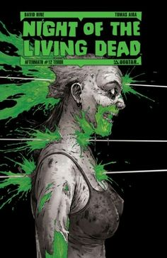 Night of the living dead. Avatar comics.