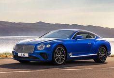 Купе Bentley Continental GT 2018 года — третье поколение - Автопортал : Автопортал