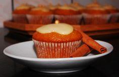 muffinki pomaranczowo cynamonowe