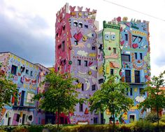Happy Rizzi House, Braunschweig, Germany