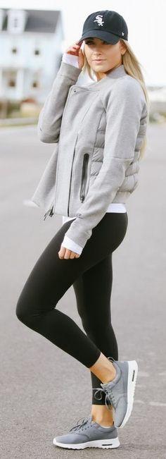 dd2c685179c Подборка модных образов на каждый день 0 Sporty Style