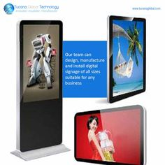 Our team can #design, #manufacture and #install #digitalsignage of all sizes #suitable for any #business. #‎TucanaGlobalTechnology‬ ‪#‎Manufacturer‬ #HongKong
