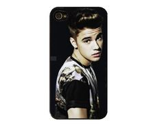 Justin Bieber iPhone 4 / 4S Case iPhone 5 by StyleCase on Etsy, $9.99