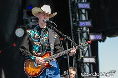 Cale Moon at The Gorge Amphitheatre. #Country #Music #Watershed