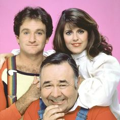 Robin Williams: A Life In Pictures - Mork & Mindy, 1978–1982.
