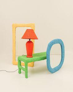 Old Maps, Diy Mirror, Paper Clay, Creative Studio, Colour Images, Color Inspiration, Cool Art, Furniture Design, Doodles