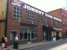 The Johnny Cash Museum, The Johnny Cash Museum, Nashville, TN.  Just visited this week - it was well worth it.  Don't miss this if you visit Nashville.