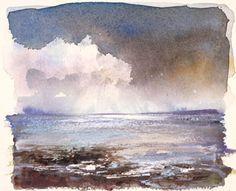 """Sailing Southwest"" - by Amanda Hoskin (Watercolour sketches)"