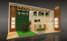 Hart's Natural Stand