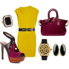 """Color and Class"" by jeniferflowe on Polyvore"