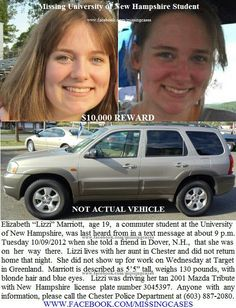 Praying she is safe and found soon.