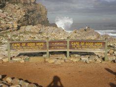 Kaappunt - Kaap de Goede Hoop