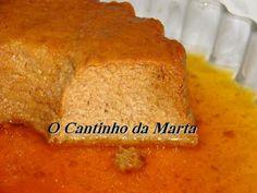 O Cantinho da Marta: Pudim de Dióspiros Banana Bread, Desserts, Food, Tailgate Desserts, Pudding Recipe, Puddings, Sweet Recipes, Ideas, Pies