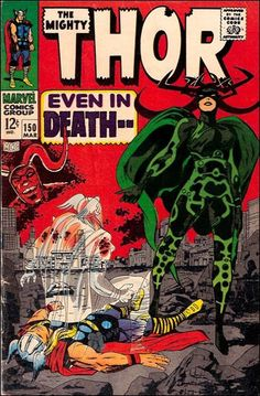 Hela, Goddess of Death. I own this issue @nunpacakes