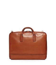 SCORE: Jack Spade Fulton Leather Darrow Brief