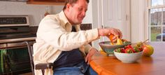 Weight loss for wheelchair users - Live Well - NHS Choices () Lose Body Fat, How To Lose Weight Fast, Vinegar Weight Loss, Diets That Work, Make Do And Mend, Lose Weight In A Week, Best Diets, Choices, Annoying Things