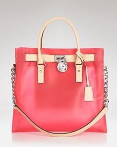 I love this MICHAEL Michael Kors Tote - Hamilton Frosted Jelly (via Shop It To Me)