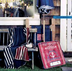 Ralph Lauren Home #American_Summer Collection 16 - Beach furniture