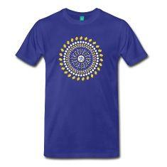 Namasté!A T-shirt designed to come closer to the divine.
