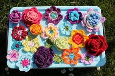 ... if i could crochet!