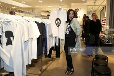 Stacy Igel Presents 'Boy Meets Girl' Collection at Colette on November 12, 2015 in Paris, France.