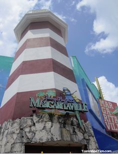 Margaritaville Cozumel. This place has a floating trampoline! It's so much fun!