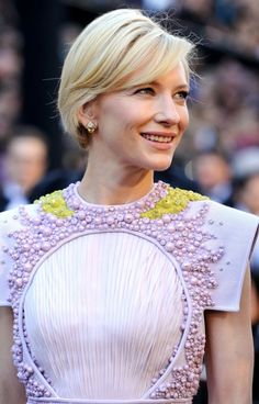 Cate Blanchett / givenchy