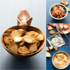 """Toni Dash on Twitter: """"Homemade Everything Bagel Chips! Grt with dips &…"""