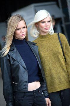 Girl on the Street: New York Fashion Week  - HarpersBAZAAR.com