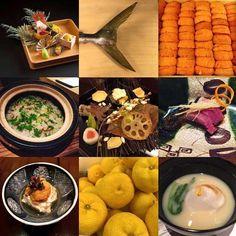 """Our best 9 photos on Instagram! Did you """"like"""" these photos too?  #kaisekiyoshiyuki #kaiseki #sgfood #japanesefood #japanese #japanesecuisine #sgdining #sgeats #forumtheshoppingmall #osechi #osechiryori #finedining #kyotocuisine #kappostyle by kaisekiyoshiyuki"""