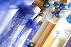 Chair Decorations, Best Western Stoke-on-Trent Moat House - Inspiration Gallery Wedding Venue Image